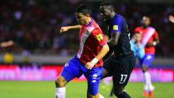 Estados Unidos cayó 4-0 ante Costa Rica por el Hexagonal Final