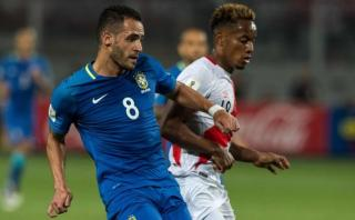 VOTA: ¿Quién fue el peruano de menor rendimiento ante Brasil?