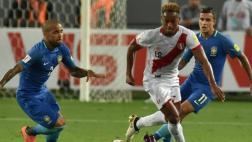 """André Carrillo: """"No tuvimos la misma suerte del partido pasado"""""""