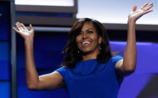 [BBC] Cinco cosas que quizás desconocías de Michelle Obama