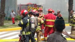 Incendios en Lima han dejado 25 muertos en lo que va del año