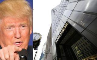 Trump Tower: La nueva y lujosa sede del poder en EE.UU.