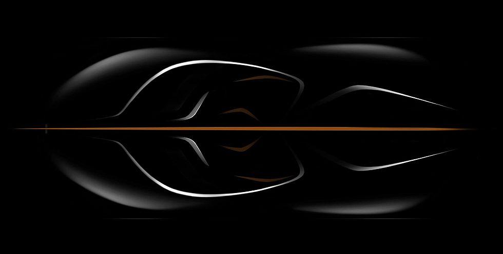 El proyecto de McLaren se llama BP23 y sería un vehículo híbrido. (foto: McLaren)