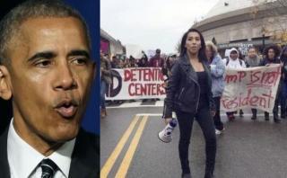 Jóvenes latinos ruegan a Obama que los salven de la deportación