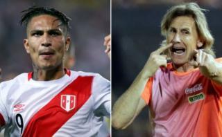 Paolo Guerrero considera que se le debe renovar a Gareca