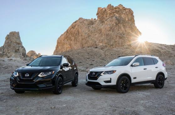 Nissan Rogue One 2017: Una SUV de otra galaxia