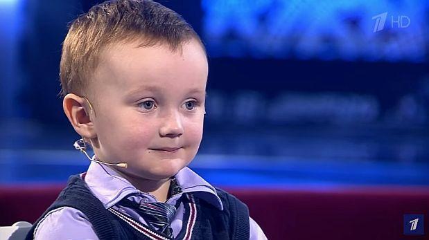 Las lágrimas de un pequeño al perder con un campeón de ajedrez