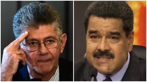 Maduro: Abogados preparan demanda contra Ramos Allup por insania