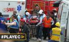 Identificaron a los fallecidos en incendio en Larcomar [VIDEO]