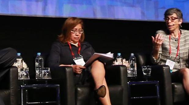 Ministros toman con curiosidad propuestas de Trump — APEC