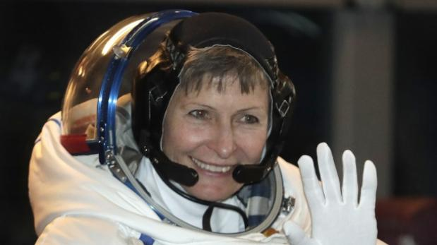 Peggy Whitson será la mujer astronauta de más edad en órbita