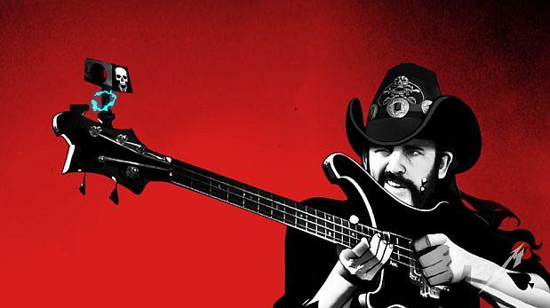 YouTube: Metallica 'revive' a Lemmy Kilmister en su videoclip