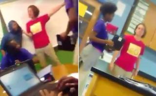EE.UU.: Despiden a maestra por insulto racial a alumnos [VIDEO]