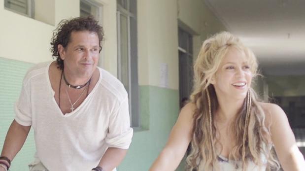 """""""La bicicleta"""" de Shakira y Carlos Vives es la Canción del Año"""