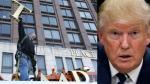 Vecinos de Nueva York quitan nombre de Trump de sus edificios - Noticias de rio hudson