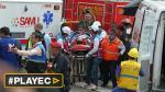 Identificaron a los fallecidos en incendio en Larcomar [VIDEO] - Noticias de janet oliveros