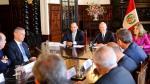PPK sostuvo reunión con Consejo Empresarial Peruano - Chileno - Noticias de juan francisco raffo