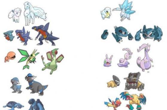 Pokémon Sol y Luna: las diferencias entre los videojuegos