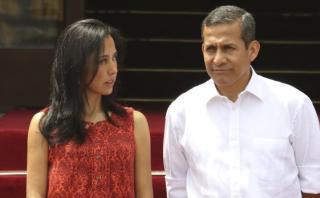 Defensa de Ollanta Humala evalúa recurso para invalidar agendas