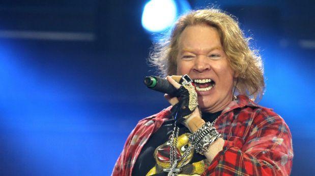 ¿Guns N' Roses detiene concierto por suceso paranormal?