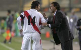 """Pizarro: """"No hablaré con Chemo hasta que diga que se equivocó"""""""