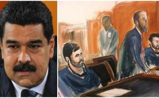 EE.UU.: Declaran culpables a sobrinos de la esposa de Maduro