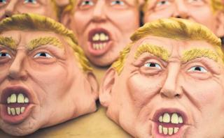 El idioma Trump