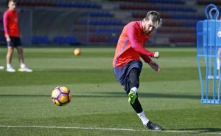 """Lionel Messi baja de última hora ante el Málaga por """"vómitos"""""""