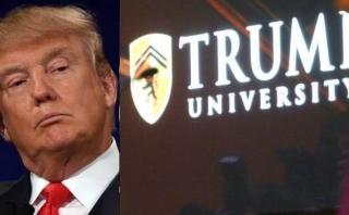 Trump pagará US$25 mlls. a los damnificados por su universidad