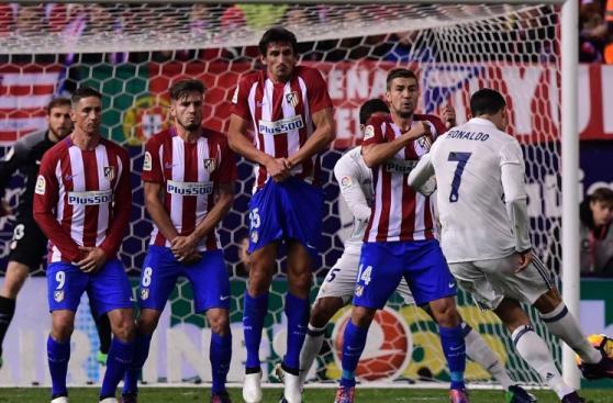 Cristiano Ronaldo: CUADROxCUADRO de su gol ante el Atlético