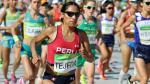 Gladys Tejeda culminó en el sexto puesto de Maratón de Valencia - Noticias de gladys tejeda