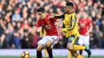 Manchester United empató 1-1 ante Arsenal por Premier League - Noticias de santi cazorla