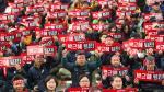 Surcoreanos exigen nuevamente la renuncia de su presidenta - Noticias de mensaje presidencial 2013