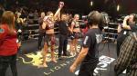 Antonina Shevchenko retuvo el cinturón de Lion Fight [VIDEO] - Noticias de antonina shevchenko