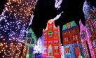 YouTube: este es el juego de luces más grande del mundo [VIDEO]