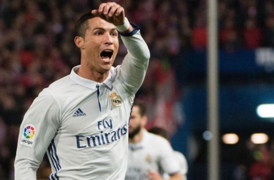 Cristiano Ronaldo: Las curiosas reacciones tras su hat-trick