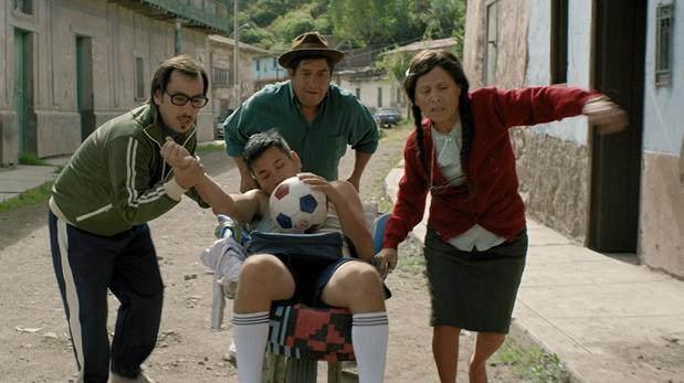 """""""Calichín"""": nuestra crítica del filme con Aldo Miyashiro"""
