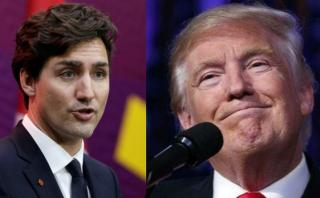 """Justin Trudeau: """"Estoy interesado en trabajar con Trump"""""""