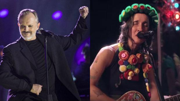 Miguel Bosé vs. Aterciopelados: comentamos sus nuevos discos
