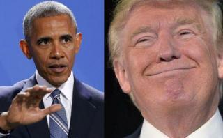 """Obama sobre gobierno de Trump: """"Tendremos que esperar y ver"""""""