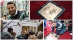 Pizarro: las postales de su ingreso al Hall of Fame de Bremen - Noticias de thomas schaaf
