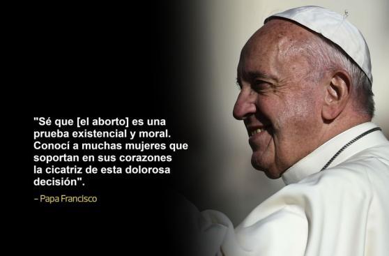 Las frases de los últimos papas sobre el aborto