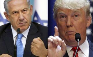 Israel prohíbe a ministros contacto directo con equipo de Trump
