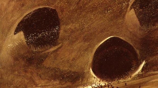 """Legendary adquiere los derechos de """"Dune"""" para el cine y TV"""