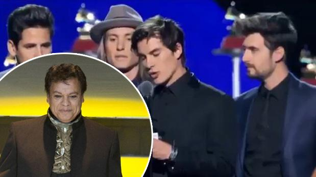 Grammy: presentador se disculpó por 'revivir' a Juan Gabriel