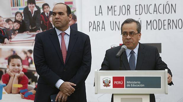 Saavedra acudirá al Congreso para aclarar cuestionamientos