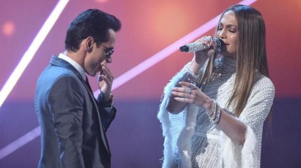 Marc Anthony y J.Lo: los dúos que cuentan su historia de amor