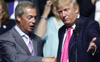 Reino Unido no aceptó pedido de Trump para nombrar embajador