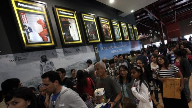Día del cine será postergado tras incendio en Larcomar