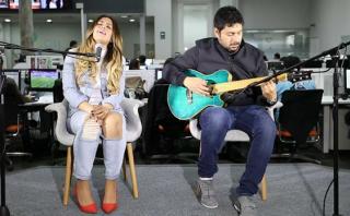 """Mia Mont en una sesión acústica desde """"El Comercio"""" [VIDEOS]"""